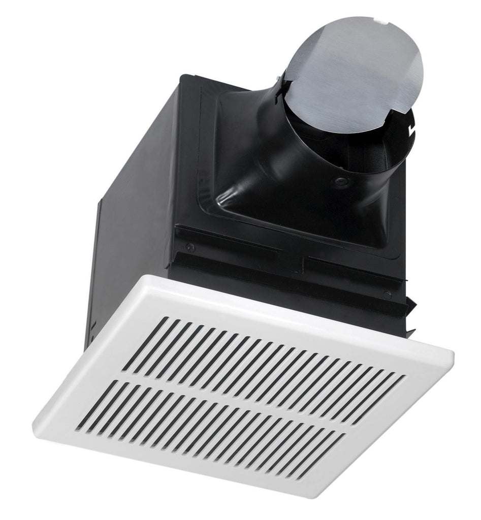 Bpt bathroom exhaust fan 4 inch duct outlet 70 cfm bpt12 - Commercial exhaust fans for bathrooms ...