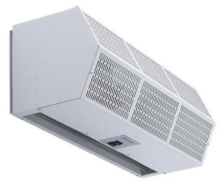 Commercial High Performance 10 Heated Air Curtain 108 inch 5436 CFM 3 Phase CHC10-3108EZ, [product-type] - Industrial Fans Direct