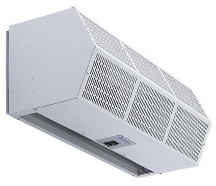 Commercial High Performance 10 Heated Air Curtain 60 inch 1817 CFM 3 Phase CHC10-1060E, [product-type] - Industrial Fans Direct