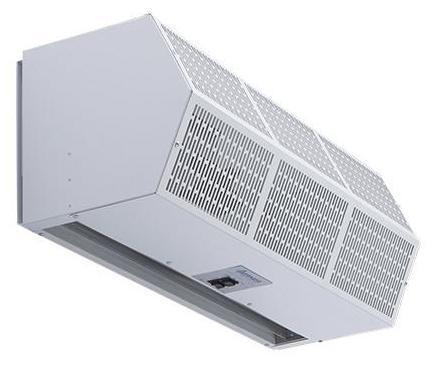 Commercial High Performance 10 Heated Air Curtain 96 inch 4367 CFM 3 Phase CHC10-3096EZ, [product-type] - Industrial Fans Direct