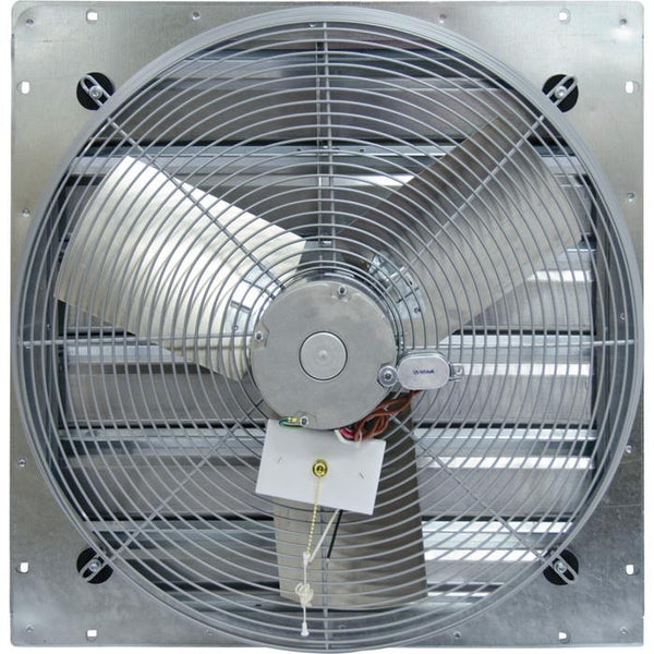 Tpi Corp Ce30 Ds 30 Quot Shutter Mounted Exhaust Fan 2 Speed