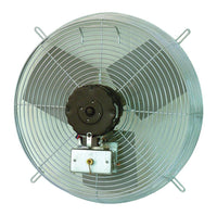 General Use Guard Mount Exhaust Fan 18 inch 5750 CFM CE18-D, [product-type] - Industrial Fans Direct