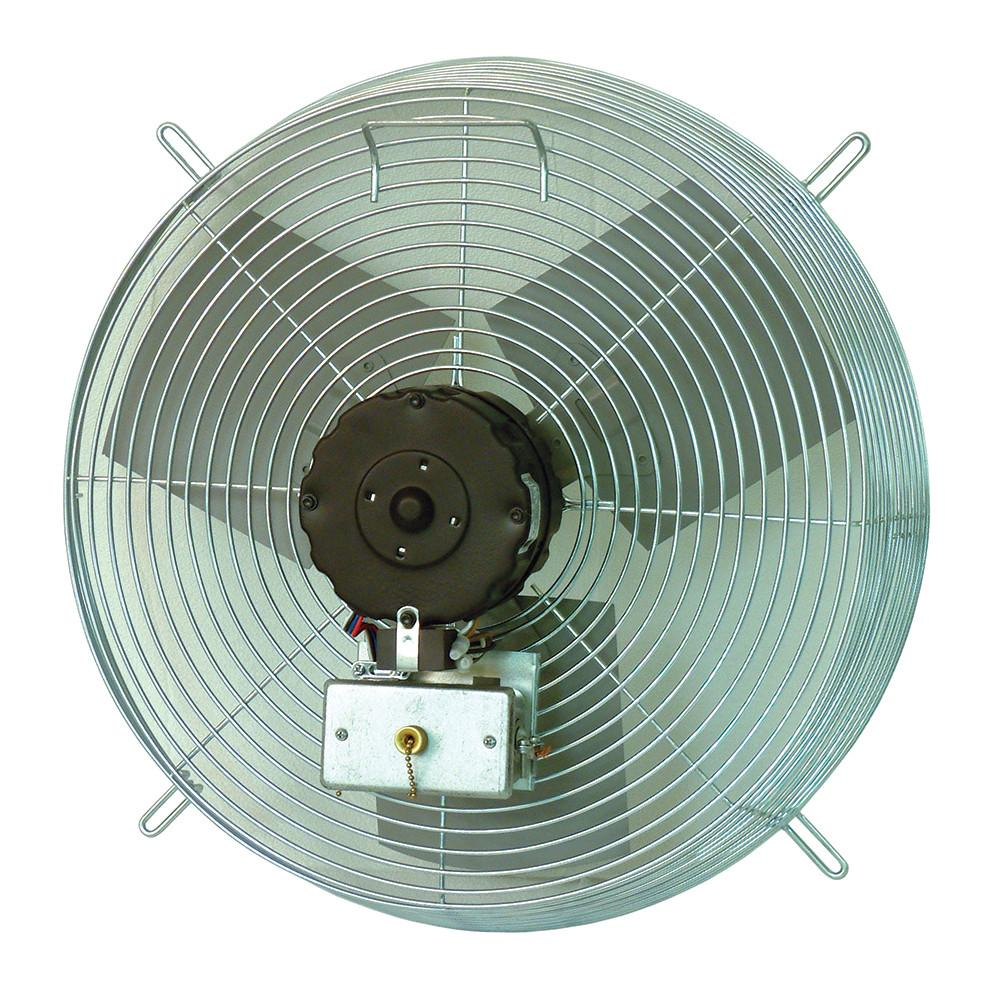 General Use Guard Mount Exhaust Fan 24 inch 6800 CFM CE24-D, [product-type] - Industrial Fans Direct