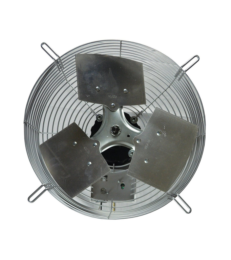 Tpi Guard Mounted Wall Exhaust Fan 10 Inch 680 Cfm Ce10 D