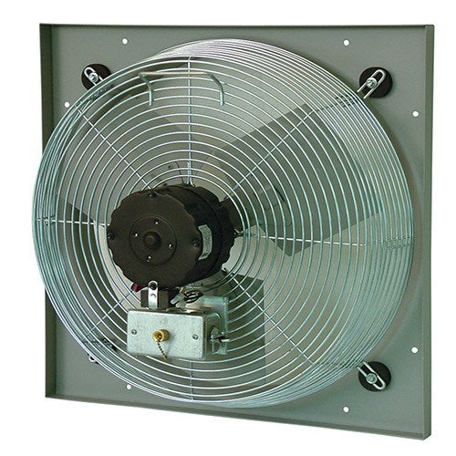 General Use Panel Exhaust Fan 12 inch 2750 CFM CE12-DV, [product-type] - Industrial Fans Direct