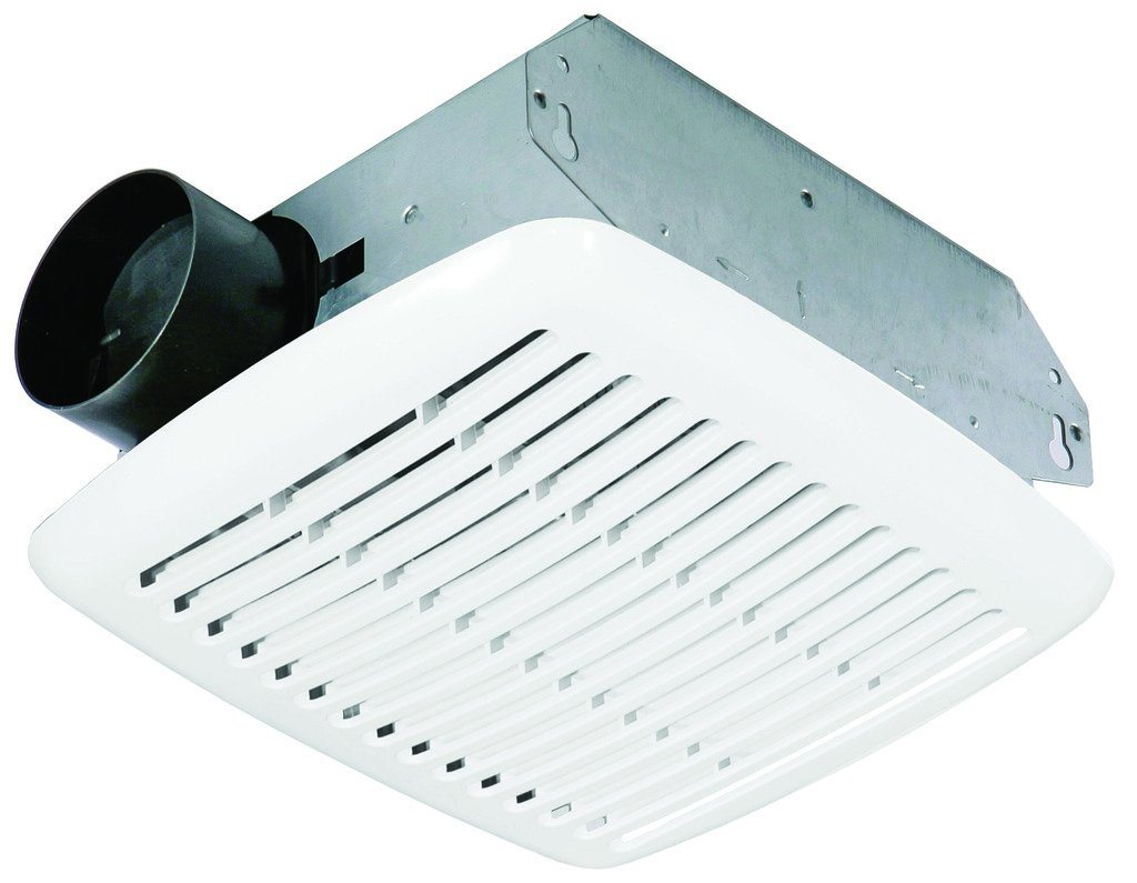 CF Bathroom Exhaust Fan 3 inch Duct Outlet 50 CFM CF50