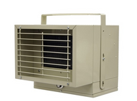 QMark Concealed Space Use Plenum-Rated Unit Heater  6398/8530 BTU 1.9/2.5 kW 208/240V CHPR25