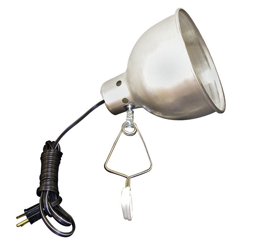 Portable Utility Clamp Light 300 Watts CL-300, [product-type] - Industrial Fans Direct