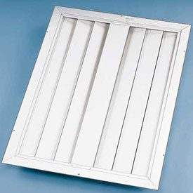 "No-Cut Joist Ceiling Shutter Fro 24"" Fan CSS24, [product-type] - Industrial Fans Direct"