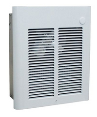 QMark CWH Commercial Fan-Forced Wall Heater 2560-6826 BTU 0.75-2.0 kW 240/277V 1 Phase CWH1207DSF
