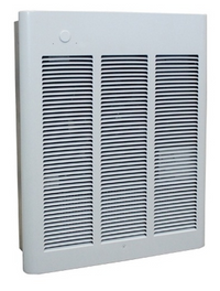 QMark CWH Commercial Fan-Forced Wall Heater 16378 BTU 4.8 kW 208V 3 Phase CWH35083F
