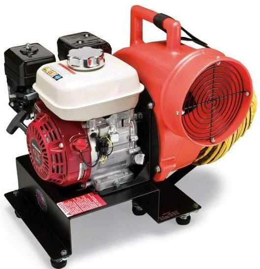 Confined Space Gas Ventilator Blower 8 inch 1600 CFM 9505-50