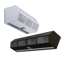 Berner (HEATED) Commercial High Performance 10 Air Curtain 120 inch 3264 CFM 3 Phase CHD10-2120E