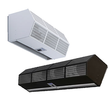 Berner (HEATED) Commercial High Performance 10 Air Curtain 72 inch 3374 CFM 3 Phase CHD10-2072E