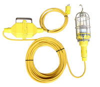 Vapor Proof Handheld Lighting System w/ Inline Transformer 12 Volt / 8 Watts (25', 50', or 100' cord lengths) DWVPIL50-12