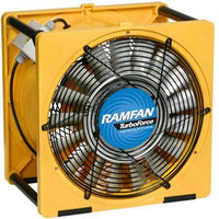 High Performance Turbofan Confined Space Blower 16 inch 3200 CFM EA8000, [product-type] - Industrial Fans Direct