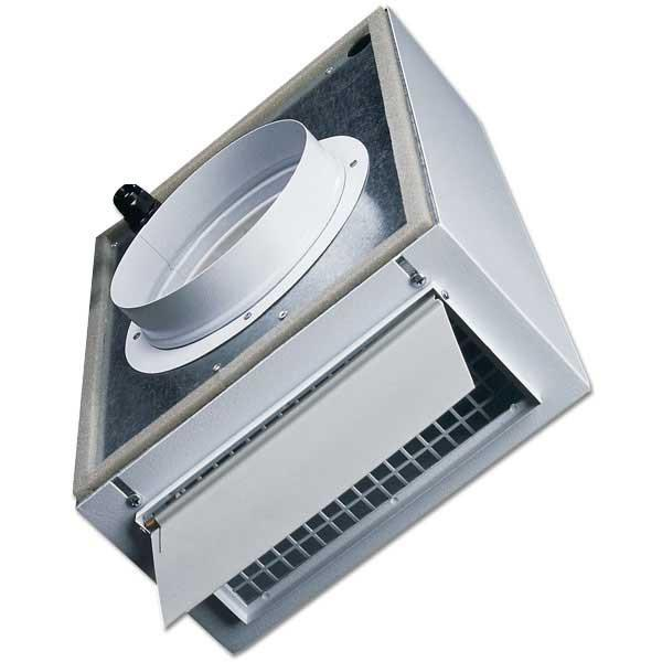 Ext External Wall Mount Exhaust Duct Fan 6 Inch 227 Cfm