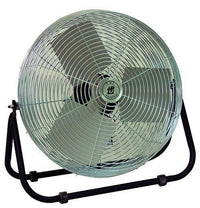 Industrial Floor Fan 3 Speed 12 inch 1650 CFM F-12-TE, [product-type] - Industrial Fans Direct