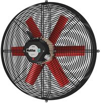 Stir Corrosion Resistant Agricultural Fan 20 inch 4681 CFM 240V Variable Speed FXCIRC20-3230BB
