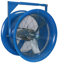 Patterson High Velocity Industrial Barrel Fan 34 Inch 17000 CFM 3 Phase H34B
