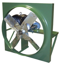 HV Panel Mount Exhaust Fan 24 inch 10053 CFM 3 Phase Belt Drive HV24T30300M