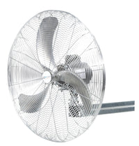 Airmaster Fan 30 inch High Ambient Heavy Duty I-Beam Mounted Air Circulator Fan 2 Speed 20722