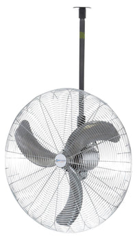 Airmaster High Ambient Heavy Duty Vertical Mounted Air Circulator Fan 30 inch 8402 CFM 2 Speed (multi-pack discount) 20723