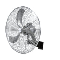 Airmaster High Ambient Heavy Duty Wall Mounted Air Circulator Fan 30 inch 8402 CFM 2 Speed (multi-pack discount) 20721