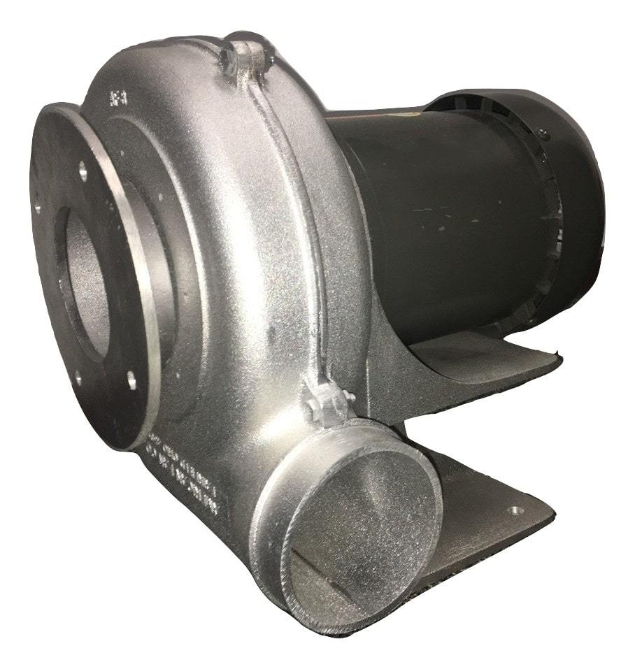 Howden American Fan : Aluminum forward curve pressure blower inch cfm at