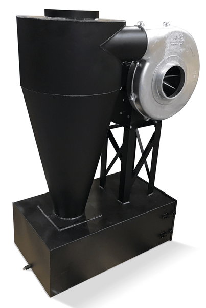 Cyclone Dust Collector 400 Cfm At 2 Inch Sp W Dust Drawer