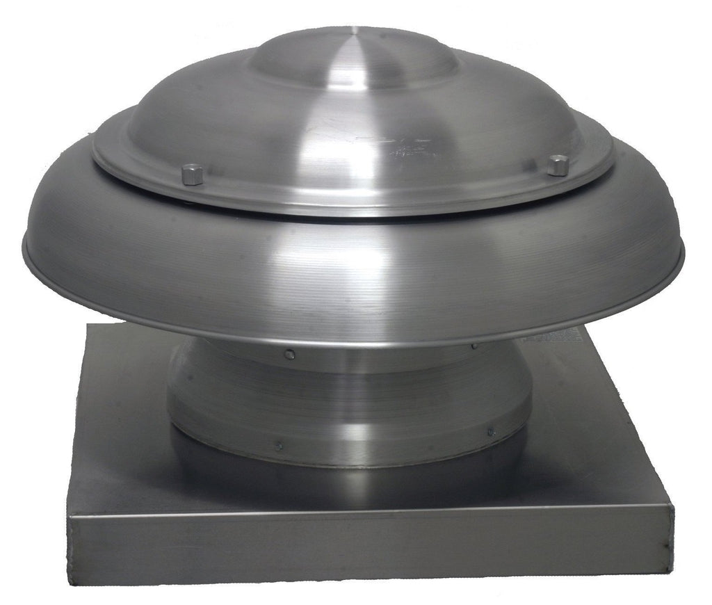 ARE Dome Roof Exhaust 20 inch 3180 CFM ARE20MM1AS, [product-type] - Industrial Fans Direct