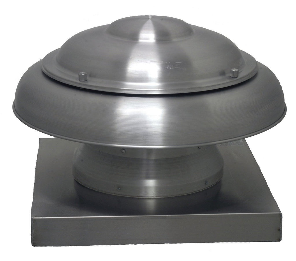 ARE Dome Roof Exhaust 12 inch 1187 CFM 230 Volt ARE12MM1CS