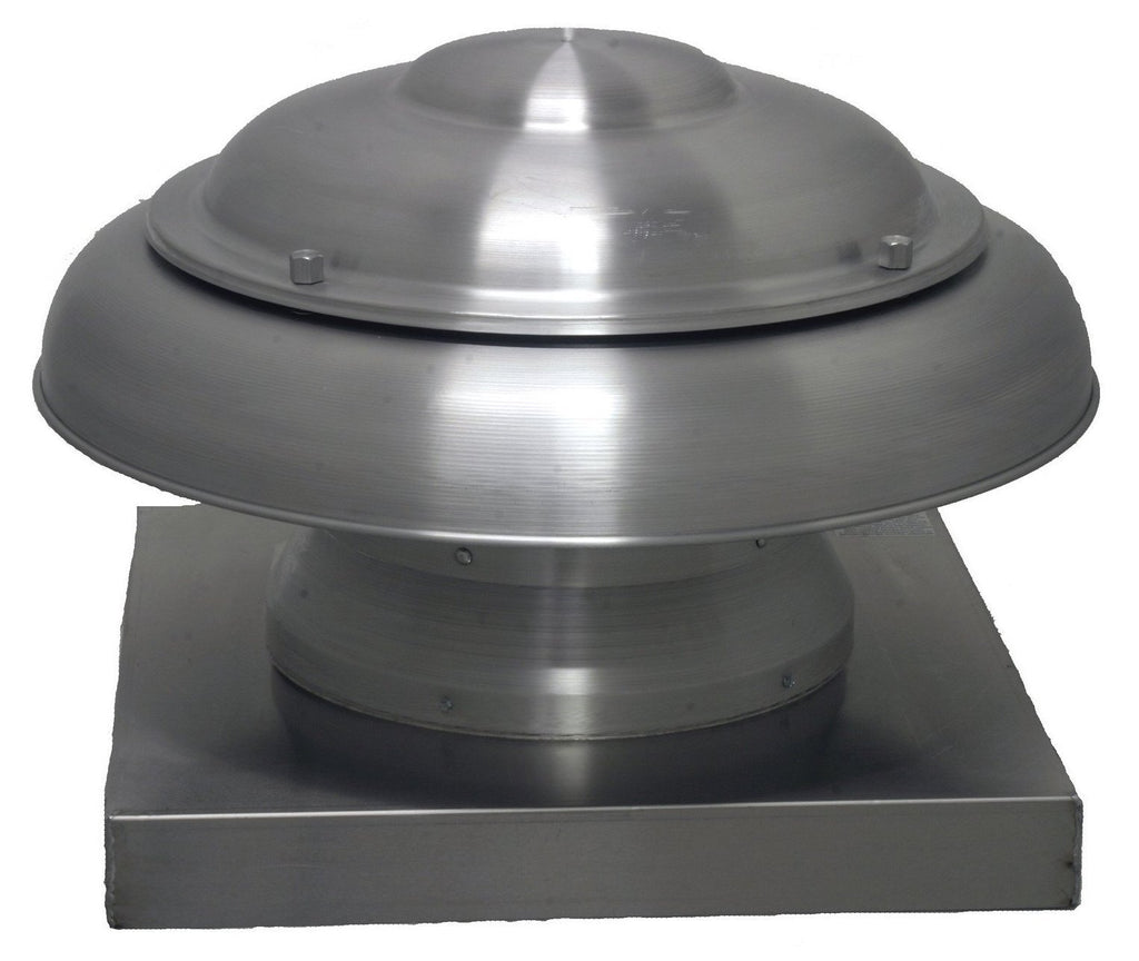 ARE Dome Roof Exhaust 16 inch 2040 CFM ARE16MM1CS, [product-type] - Industrial Fans Direct