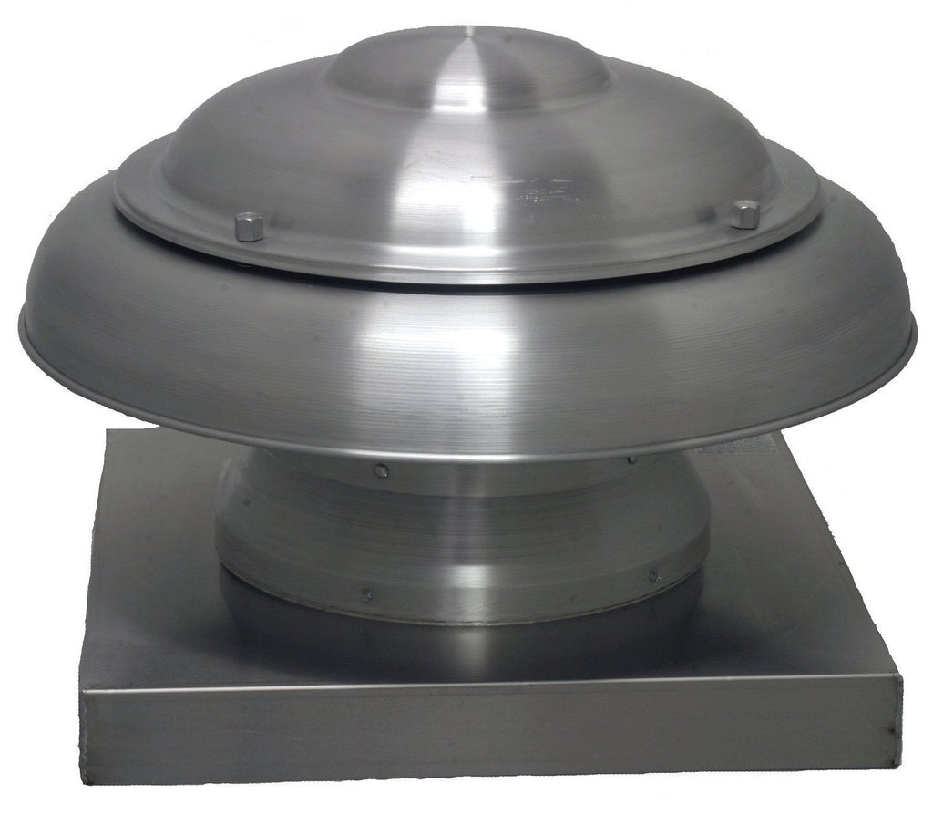 ARE Dome Roof Exhaust 16 inch 2040 CFM ARE16MM1AS, [product-type] - Industrial Fans Direct