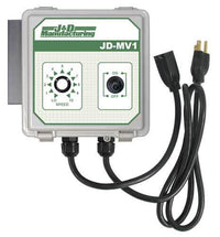 J & D Manufacturing Manual Variable Speed Control w/ Cord JDMV1-C