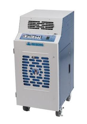 Kwikool KWIB 120000 BTU Portable Air Conditioner Iceberg 10-ton 3800 Supply CFM KWIB12023