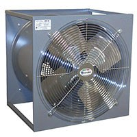 U Confined Space Blower 12 inch 1620 CFM U12-1, [product-type] - Industrial Fans Direct