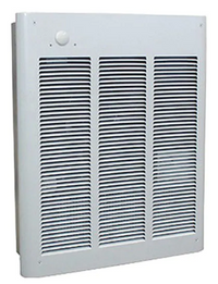 QMark LFK Commercial Fan-Forced Wall Heater 6142-16378 BTU 1.8-4.8 kW 208/240V 1 Phase LFK484F