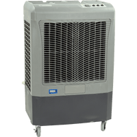 Hessaire Outdoor Rated Portable Evaporative Swamp Cooler 2200 CFM 3 Speed MC37M