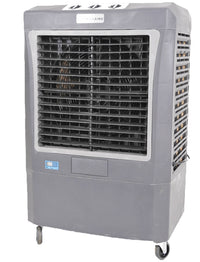Hessaire Outdoor Rated Portable Evaporative Cooler w/ Adjustable Louvers 3100 CFM 3 Speed MC37V