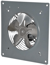 AirFlo-PF Panel Exhaust Fan 10 inch 703 CFM 2 Speed PF103