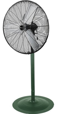 High Velocity Outdoor Rated Oscillating Pedestal Fan 3 Speed 24 inch 7435 CFM PFO-24