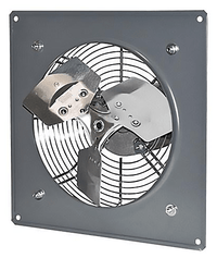 AirFlo-PF Panel Exhaust Fan 16 inch 1871 CFM Direct Drive Variable Speed PF161VHE