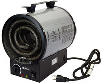 PGH Portable Garage Heater w/ Wall/Ceiling Bracket w/ 6 Foot Cord 13000 BTU 240V PGH2440TB