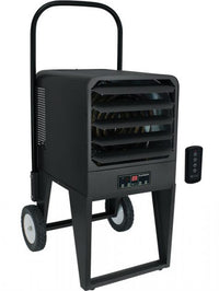 PKB Platinum Electric Portable Unit Heater w/ Remote 480V 3 Phase PKB4810-3-P