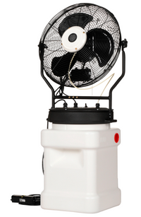 While Supplies Last! TPI Portable 18 inch Power Mister Fan w/ 10 Gal Tank 5750 CFM PM-18S