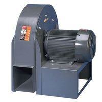 "Explosion Proof PW Series Pressure Blower 7.75 inch 256 CFM at 1"" SP PW-8SX, [product-type] - Industrial Fans Direct"