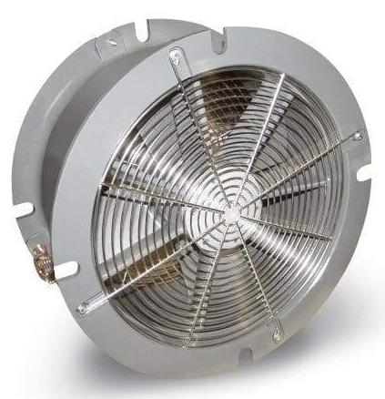 Hazardous Location Pneumatic Air Driven High Volume Axial Jet Ventilator 20 inch 11000 CFM 9518-20