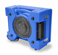 B-Air Blue Raptor HEPA Air Scrubber Variable Speed 500 CFM RA-650-BLUE, [product-type] - Industrial Fans Direct