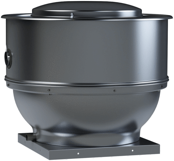 STXB Upblast Centrifugal Roof Exhaust 36 inch 16317 CFM Belt Drive 3 Phase STXB36RHULWH3S